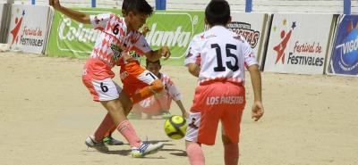 Las emociones del Babyfútbol - Colanta siguen viviéndose en la cancha del barrio Caracolí de Floridablanca, en donde equipos de Santander y Norte buscan el cupo a la final nacional.
