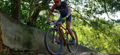 El boyacense Héctor Leonardo Páez León fue el ciclomontañista de mejor rendimiento en la cuarta edición de la Chapala Race.