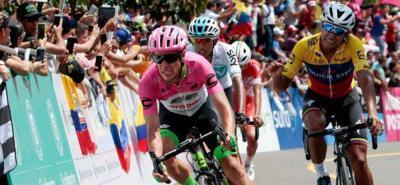 Rigoberto Urán liderará el EF en la Vuelta a España
