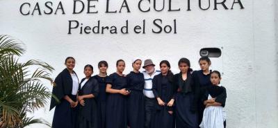Es la cuarta vez que el grupo de teatro infantil y juvenil de Floridablanca tiene la oportunidad de estar presente en dicho certamen que, a propósito, ya llega a su edición 12.