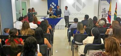 Buscando convertirse en la ciudad más educada del país, Floridablanca ha fortalecido todos sus procesos educativos.