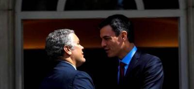 Presidente de España, Pedro Sánchez, anunció que  visitará a Duque en Colombia
