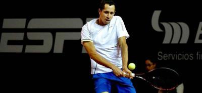 Daniel Galán cayó en la  tercera ronda del 'qualy' de US Open