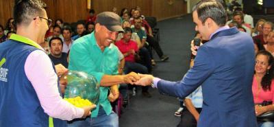 El alcalde de Floridablanca hizo un llamado a quienes aún no han culminado con el trámite para que se acerquen al BIF.