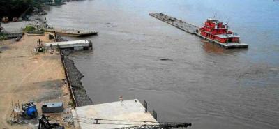 La administración departamental también pidió celeridad para la estructuración de la nueva Alianza Público Privada para la navegabilidad del río Magdalena.