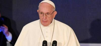 El Papa arremete contra los abusos de la Iglesia Católica