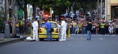 Ayer los cuerpos de los dos fallecidos fueron entregados a sus familiares en la morgue de Medicina Legal.