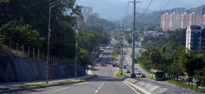 Se espera que el próximo 20 de septiembre se terminen los trabajos de señalización del Tercer Carril, en su primer tramo.