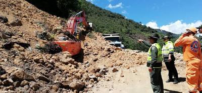 El transporte de carne, frutas, tubérculos, lácteos, gas propano y verduras es el más afectado con las condiciones del recorrido de esta carretera entre los municipios Curos- Málaga.