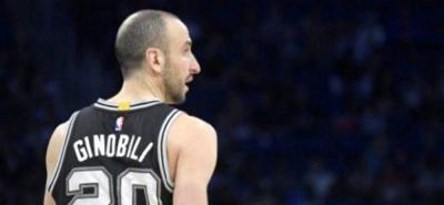Llegó el adiós de un grande: se va Manu Ginóbili de la NBA