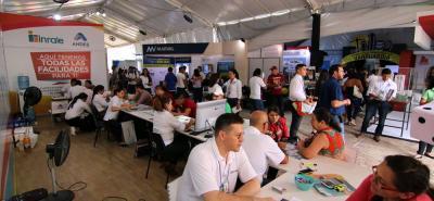 Al igual que en sus versiones anteriores, la Gran Feria Inmobiliaria de Vanguardia será en Neomundo, desde las 10 de la mañana hasta las 8 de la noche, este 1 y 2 de septiembre.