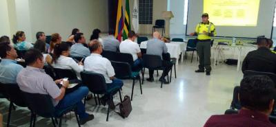 En la citación hecha por la Procuraduría Provincial hicieron presencia las autoridades de Policía de Tránsito, quienes certificaron que las propuestas del mismo ente son acorde a las necesidades viales actuales.