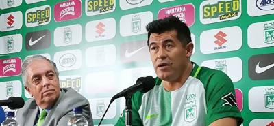 Su salida se da tras los malos resultados y la eliminación de la Copa Libertadores.
