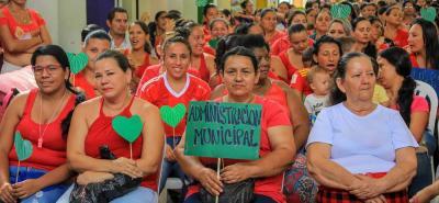 El programa Familias en Acción en Girón beneficia a más de 4.000 madres en el municipio.