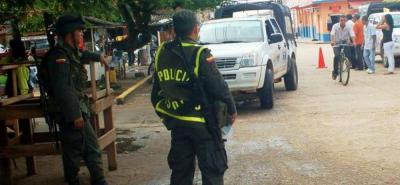 Pese a los controles permanentes de la Policía, los robos han sido la constante este semana en varias vías del sur de Bolívar.