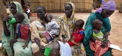 Se estima que en el continente africano el número de infantes que murieron en un conflcto armado fue unas 3,6 veces mayor que el de caídos directos en combate.