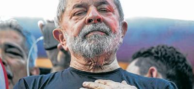 Lula ya no podrá ser candidato a elecciones de octubre en Brasil.
