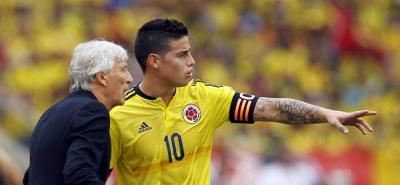 Así se despidieron de Pékerman los jugadores de la Selección Colombia