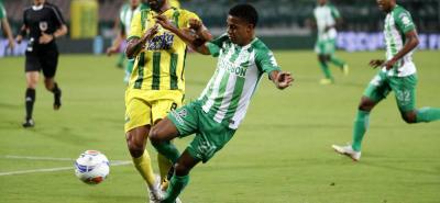 Atlético Bucaramanga superó anoche 3-2 a Atlético Nacional en calidad de visitante y se acercó al grupo de los ocho mejores de la Liga Águila, luego de un flojo comienzo de temporada. Los 'Leopardos' se preparan para enfrentar el próximo sábado al América, en el estadio Alfonso López.