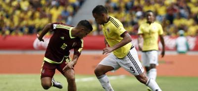 Selección Colombia, cerca de enfrentarse con Venezuela en Estados Unidos