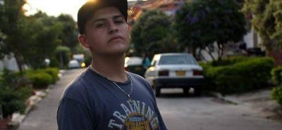 18 años tenía Kevin Flórez. Vívia en el barrio Álvarez, en Bucaramanga.
