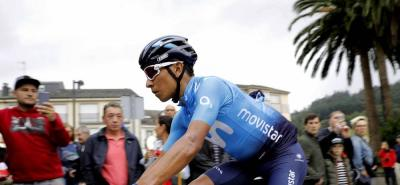 Nairo Quintana se acerca al liderato de la general de La Vuelta a España
