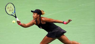 Naomi Osaka, de 20 años, se convierte en la primera japonesa en ganar un Grand Slam.
