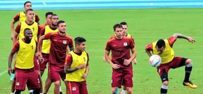Alianza Petrolera intentará afianzarse entre los ocho primeros de la Liga Águila II de 2018, cuando visite esta tarde a Jaguares de Córdoba.