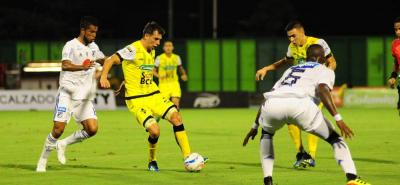 Alianza Petrolera jugará de local en la próxima fecha ante Atlético Bucaramanga.
