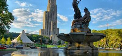La visita es organizada por la Universidad de Pittsburgh, el Centro Universitario de Estudios Internacionales y el Centro de Estudios Latinoamericanos.