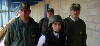 'Sonia', primera guerrillera de las Farc extraditada a EEUU, espera su regreso a Colombia