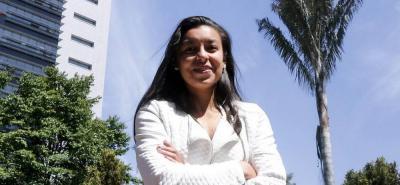 Yoreli Rincón es la nueva embajadora de la iniciativa Actitud de Campeones