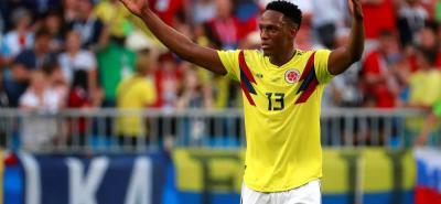 El colombiano Yerry Mina quedó entre los nominados a integrar el once ideal de la Fifa y FIFPro. En total son 55 jugadores los que más votos recibieron, de ellos son 20 defensores.