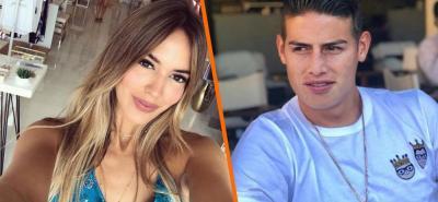 James Rodríguez y Shannon de Lima, ¿el nuevo romance?