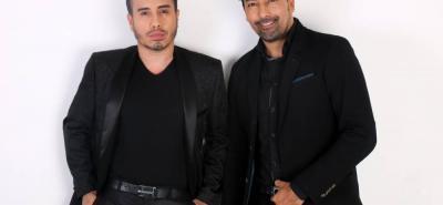 Víctor Sánchez Santiago y Abraham Mayorga Sánchez, propietarios de Ankara Models Agency.