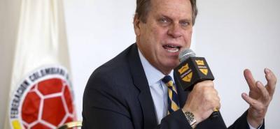 La Federación Colombiana de Fútbol, que preside Ramón Jesurum, interpuso una acción de tutela en contra de la Superintendencia de Industria y Comercio.