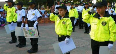 La convocatoria está abierta. Padres de familia y los mismos menores se pueden acercar al Segundo Distrito de Policía Socorro, junto al Parque Principal.