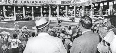El otrora Coliseo de Feria de Bucaramanga