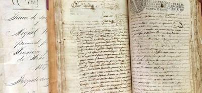 En el Museo Casa de la Cultura del Socorro reposan documentos de más de 200 años. Textos únicos escritos por el compositor José A. Morales; historia, música, cultura y más.