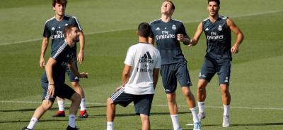 Real Madrid espera mantener el puntaje perfecto en la Liga española, cuando enfrente hoy al Athletic Club.