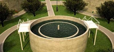 La Planta de Tratamiento de Aguas Residuales San Silvestre es la fase más importante del Plan de Saneamiento Hídrico, el proyecto con el que se pretende evitar que aguas residuales no tratadas vayan a parar a los cuerpos de agua de la ciudad.