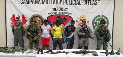 Considerado el hombre más buscado de Colombia y Ecuador, 'Guacho' fue blanco de una operación.