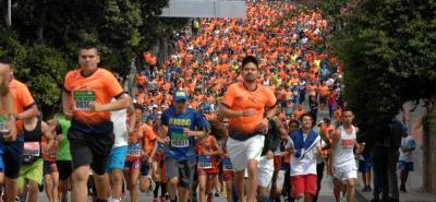 La ruta, que es la misma de las últimas versiones, con salida y llegada frente al Parque Turbay en la carrera 27, será de una vuelta para el ¼ de Maratón, y de dos para el ½ de Maratón.
