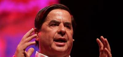 Entre los que anunciaron su renuncia están los exministros Juan Fernando Cristo y Guillermo Rivera.