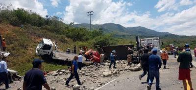 Aumentan a ocho los muertos tras grave accidente en la Ruta del Sol