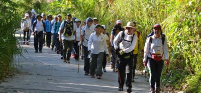Los ciudadanos serán guiados por expertos de la Secretaría de Deportes de Girón.