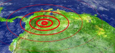 Fuerte temblor se registró cerca a la isla de San Andrés en Colombia