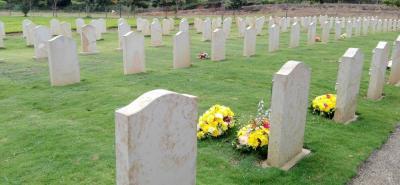 Según el alcalde sangileño, aún no se define si el arriendo de la morgue del  parque cementerio Valle de la Esperanza será por seis meses o un año.