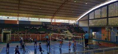 La Administración sangileña invita a la ciudadanía a acompañar las justas deportivas en el coliseo Lorenzo Alcantuz, de forma abierta y gratuita.