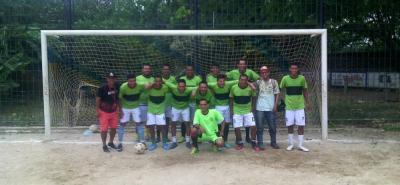 El Campeonato de Fútbol de Veteranos se ha convertido en una tradición los fines de semana en la cancha El Cocal.